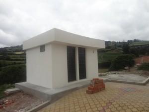 BATERIAS SANITARIAS CEMENTERIO CENTRAL
